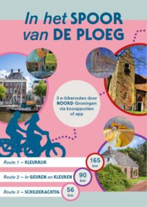 Routeboekje De Ploeg Noord-Groningen